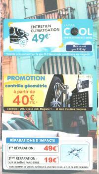 Promotion Recharge climatisation chez 100% Pneu Croisy-sur-Andelle